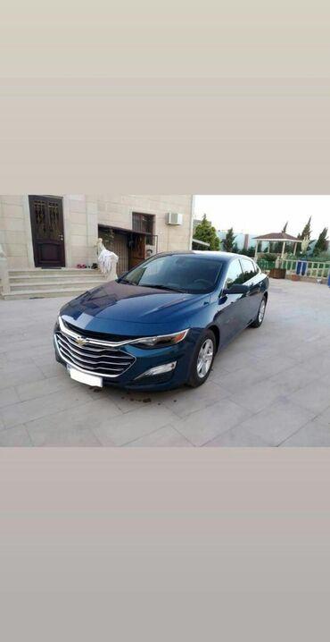 Chevrolet Azərbaycanda: Chevrolet Malibu 2019