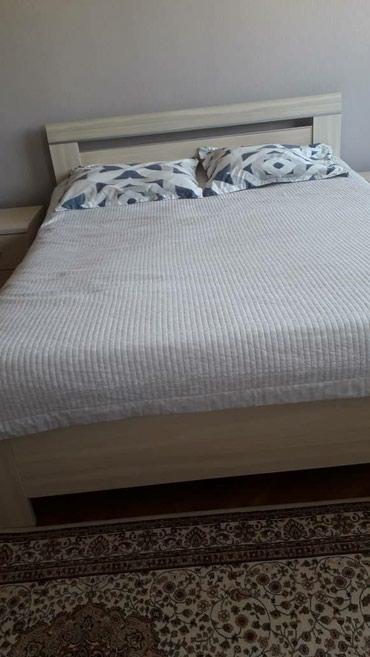2-х местная спальняя кровать фирма в Бишкек