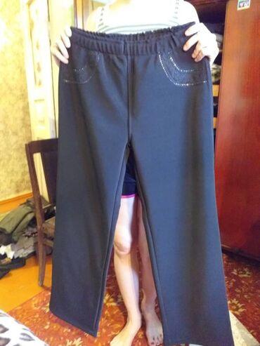 Продаю брюки больших размеров.хаки-52-54размер, производства