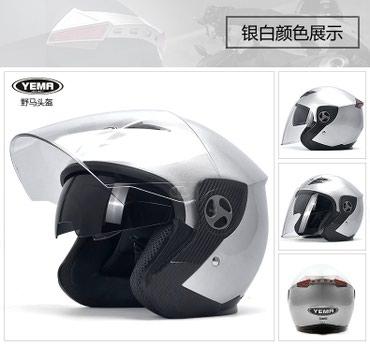 Шлем на заказ,с двумя защитными в Бишкек