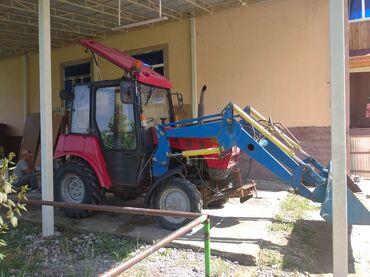 Сельхозтехника - Красный - Бишкек: Беларус 320 ж2013 36 аттын кучу 4 wd жакында келген моточас 195.5