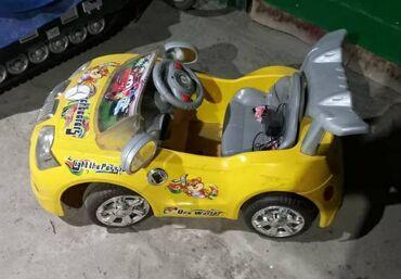 Детский мир - Талас: Продаются детские машинки. Состояние хорошее. Цена за каждую!
