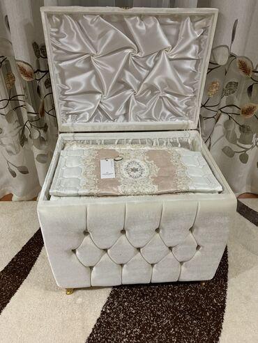 свит постельное белье оптом в Кыргызстан: Кызга-сеп Сундук с постельным бельём . Новый ! Производство 🇹🇷Турция
