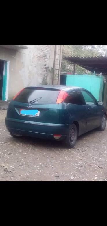 зеленый ford в Кыргызстан: Ford 2003