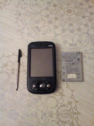 Bakı şəhərində HTC S200 telefonu.Ishleyir,lakin ZAPCAST kimi de istifade etmek
