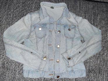 Zara teksas jakna S