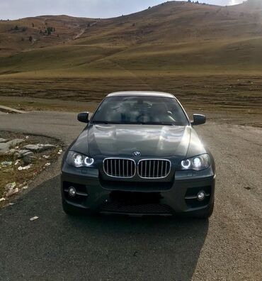 bmw x6 xdrive50i 8at в Кыргызстан: BMW X6 4.4 л. 2008   144000 км