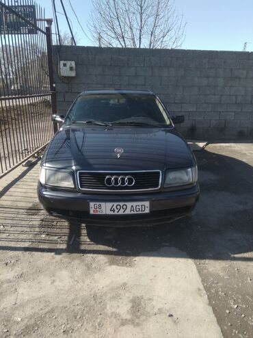 Audi S4 2.6 л. 1993 | 180000 км