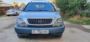 радиорубка каракол квартиры in Кыргызстан | ГРУЗОВЫЕ ПЕРЕВОЗКИ: Lexus RX 3 л. 2000 | 222 км