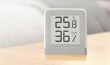 Датчик температуры и влажности воздуха Xiaomi Mijia Miaomiaoce E-Ink