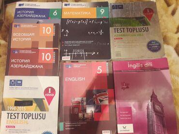 Kitab, jurnal, CD, DVD Balakənda: Biri 4 azn