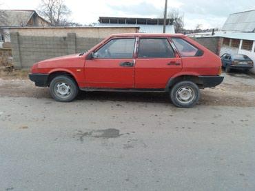 ВАЗ (ЛАДА) 2109 1989 в Чолпон-Ата