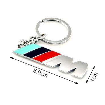 "Bmw x1 25i xdrive - Srbija: Privezak za BMW vozila ""M"" logo - NOVPrivezak za BMW vozila sa ""M"""