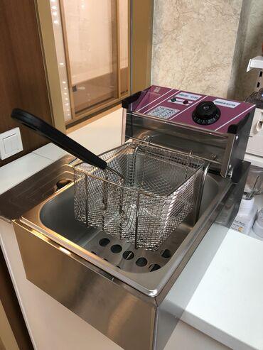 Фритюрница — аппарат для жарки во фритюре  5 литров  2200 вт  Год гара