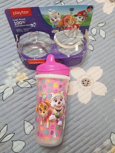 сумка-кенгуру-для-ребенка-цена в Кыргызстан: Поильники для малышей Playtex Avent качество отличное