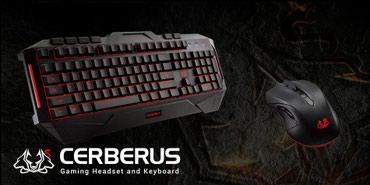 yemek desti - Azərbaycan: Asus cerberus Oyun ucun klaviatura ve sican desti. makro gaming