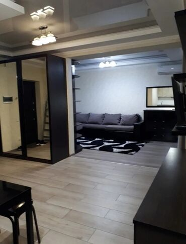 сдается квартира 1 комнатная в Кыргызстан: Сдается квартира: 1 комната, 46 кв. м, Бишкек