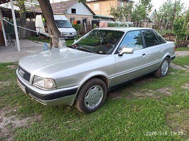 audi-80-1-8-e в Кыргызстан: Audi 80 2 л. 1995 | 200 км