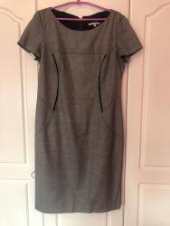Original ferre haljina,italijanski broj 48,nosena je nekoliko - Kragujevac