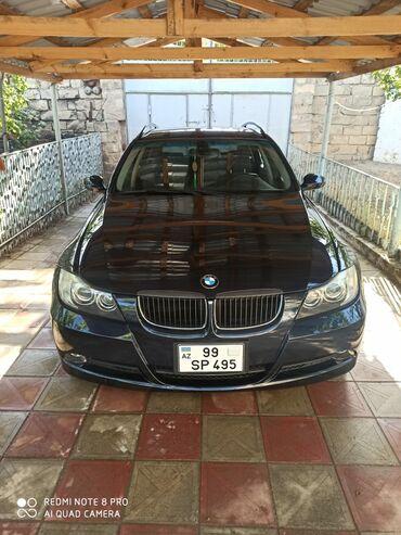 bmw-3-серия-330cd-at - Azərbaycan: BMW 320 2 l. 2008 | 46000 km