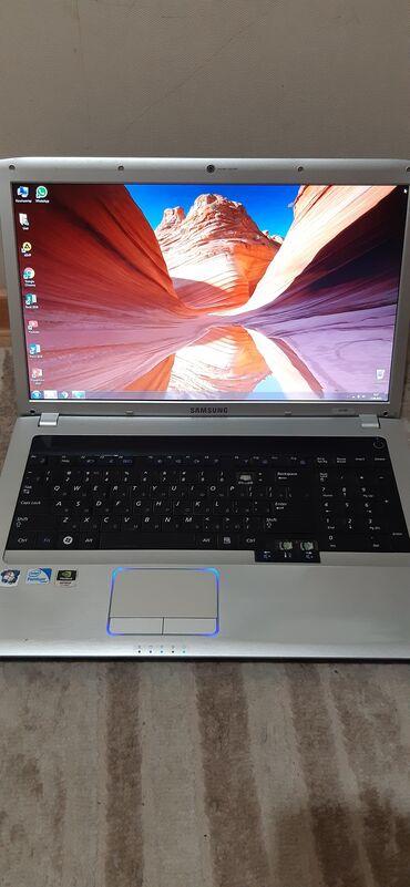 Электроника - Бишкек: СРOЧНО продаю ноутбук Samsung в хорошем состоянии!!Процессор: Intel