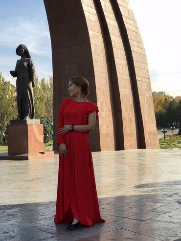 вечерние платья на полных женщин в Кыргызстан: Очень красивое платье одевала только один раз. Почти новое!