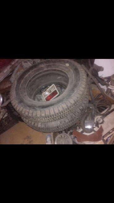 Bridgestone tekerleri - Azərbaycan: Moskvic tekerleri 2 denedie tezedir