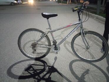 Продаю взрослый велосипед на ходу размер колесо 26 переключатель