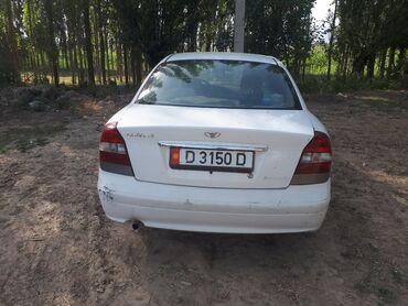 Автомобили - Сузак: Daewoo Nubira 1.6 л. 2000 | 245734 км