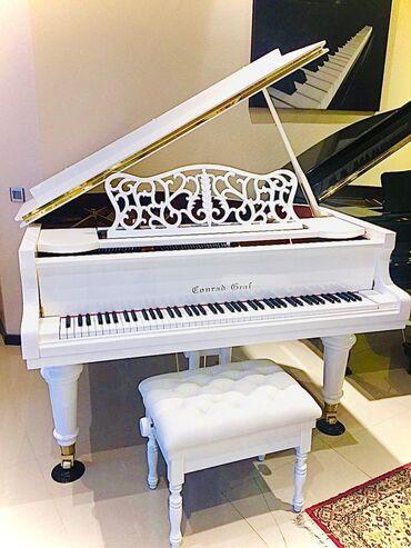 Piano və fortepianolar - Azərbaycan: ROYAL.Conrad Graf DE161SEksklüziv qaydada rəsmi distribyutoru