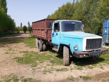 китайские грузовые шины в бишкеке в Кыргызстан: Пр ГАЗ-53 самосвал Буратино 1992г отл сост рама кузов целый не варёный