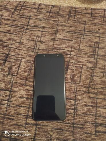 İşlənmiş Samsung Galaxy A6 32 GB qara