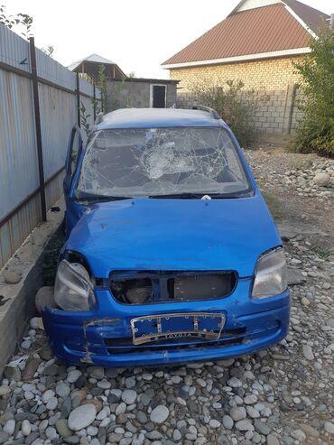 Suzuki - Кыргызстан: Suzuki Wagon R 1.3 л. 2003 | 150000 км