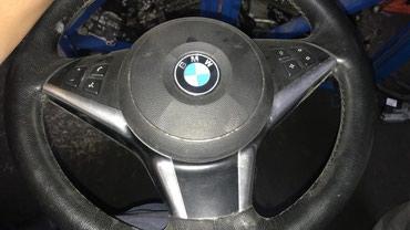Продаю руль от бмв е60 М в Бишкек