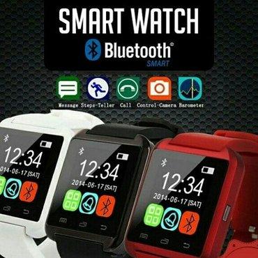 Bakı şəhərində M8 smart watch bluetooth ağıllı saat  vhatsap mesajlarini qəbul edir z