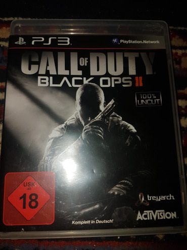 Call of duty black ops 2 ps3 - Belgrade