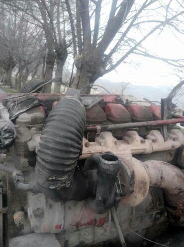 Автозапчасти и аксессуары - Чолпон-Ата: Движок МАН 6 цилиндр договорная