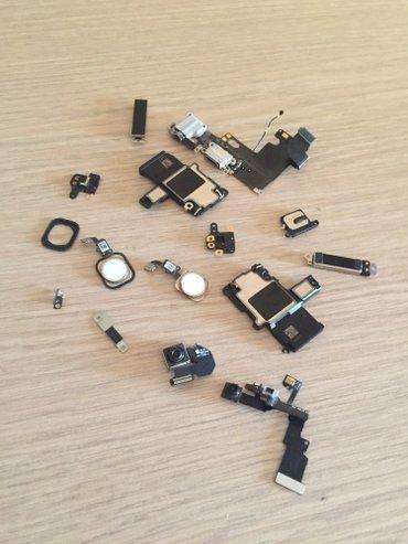Bakı şəhərində Apple Iphon 6 ehtiyat hisselerisatilir qiymetler detallara uygundu