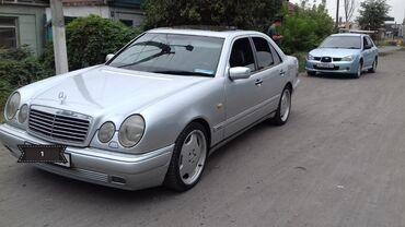 Автомобили в Бишкек: Mercedes-Benz E-Class 4.3 л. 1998