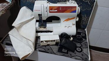 Швейная машинка электр