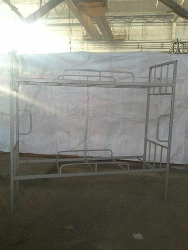 Металическая двухярусная кровать. в Бишкек