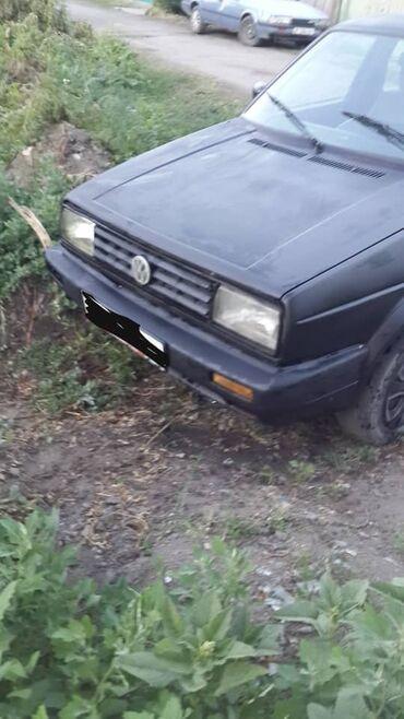 Транспорт - Милянфан: Volkswagen Jetta 1.8 л. 1988