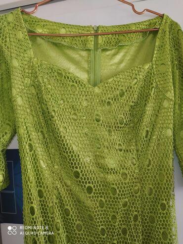 вечерние платья 50 размера в Кыргызстан: Очень красивое вечернее платье сшыто на заказ. Размер 48-50