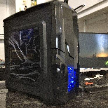 системный блок i5 в Кыргызстан: Компьютер игровойi5-4460 gtx 1060 6gbХарактеристики:Процессор
