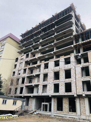 Продажа квартир - 4 комнаты - Бишкек: Продается квартира: Элитка, Филармония, 1 комната, 57 кв. м