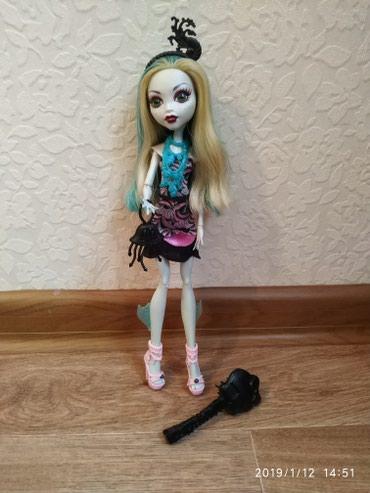 Продаю куклу Monster high Лагуна Блю серия в Бишкек