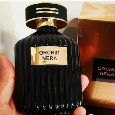 Bakı şəhərində Fragrance World Orchid Nera Eau De Parfum for Unisex Natural Sprey