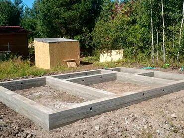 Фундамент кладка отделка крыша и другие строительные работы в