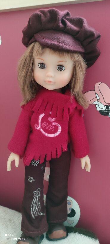 Продам куклу высота 35 см. Цена Окончательная. Писать в whatsapp