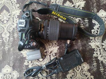 d90 - Azərbaycan: Nikon D90 zoom 18.105
